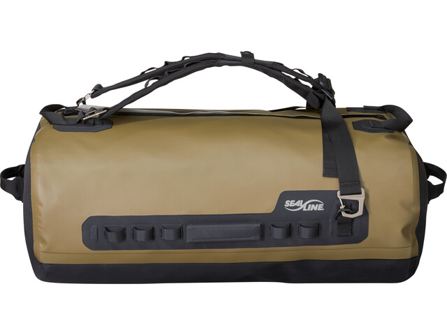 SealLine Pro Zip Duffle 70l, brown